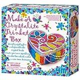 Make a Crystalite Trinket Box