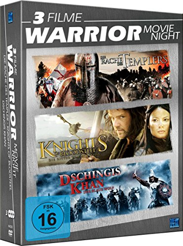 Warrior Movie Night [5 Disc Set]