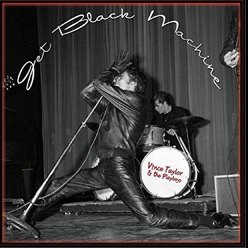 Vince Taylor & The Playboys - Jet Black Machine 1958-62 - Zortam Music