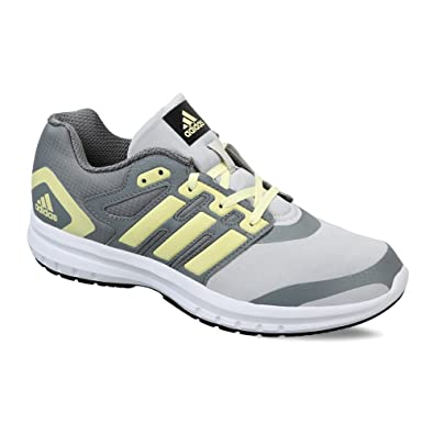 adidas Women's Solonyx 1.0 W Silvmt, Visgre and Iceyel Running Shoes 5 UK