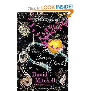 The Bone Clocks: Amazon.co.uk: David Mitchell ...