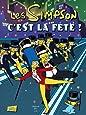 Les Simpson - Spécial Noël, Tome 3 : C'est la fête