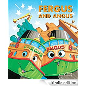 Fergus and Angus (Fergus the Ferry series)