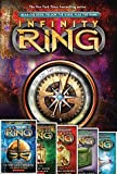 Infinity Ring Six Book Set Includes a Mutiny in Time, Divide & Conquer, the Trap Door, Curse of the Ancients, Cave of Wonders & Behind Enemy Lines