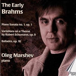 der frühe Brahms