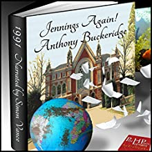 Jennings Again! Audiobook by Anthony Buckeridge Narrated by Simon Vance