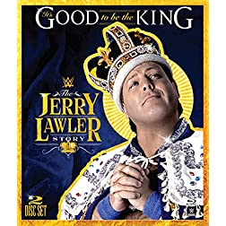 WWE: It's good to be the King: The Jerry Lawler Story [Blu-ray]