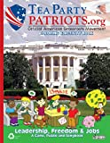 img - for Official Tea Party Patriots Coloring Book (8.5
