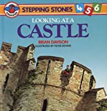 img - for Looking at a Castle (Stepping Stones) book / textbook / text book