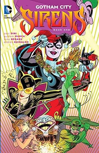 Gotham City Sirens, Vol. 1