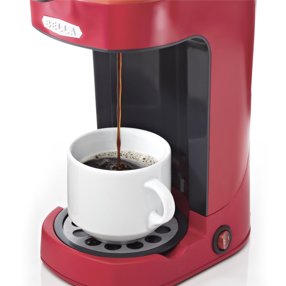 how to use bella coffee maker