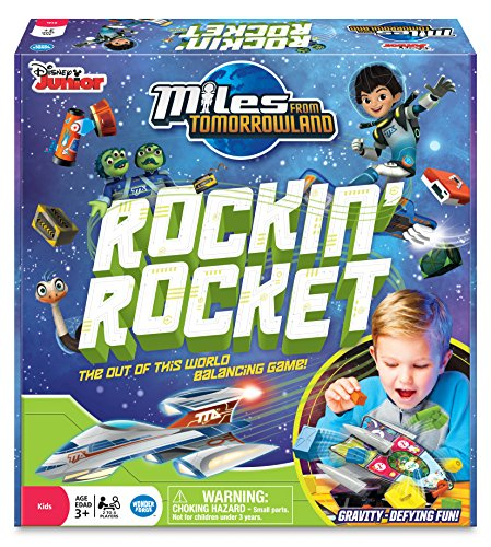Miles from Tomorrowland Rockin' Rocket Game - 1
