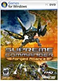 Supreme Commander: Forged Alliance (PC DVD) [import anglais]