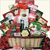 Tidings of Joy ~ Large: Gourmet Holiday Christmas Gift Basket