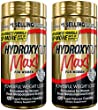 Hydroxycut Max-Weight Loss For Women, 240 Capsules(Pack of 2)