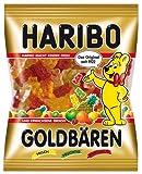Haribo GmbH & Co. KG: Haribo Fruchtgummi - Goldbären - 1 Beutel à 200 gr