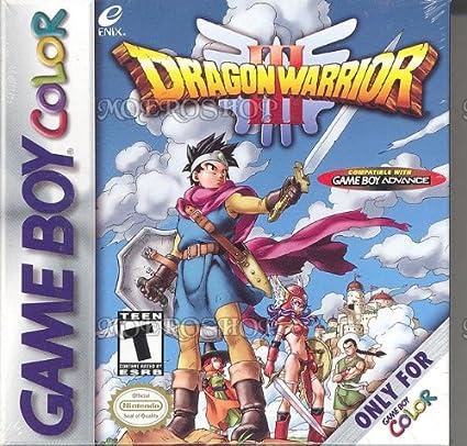 Dragon Warrior Iii Gameboy