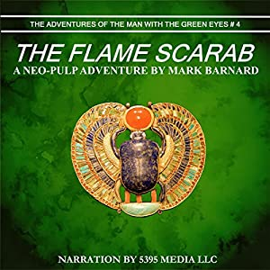The Flame Scarab Audiobook