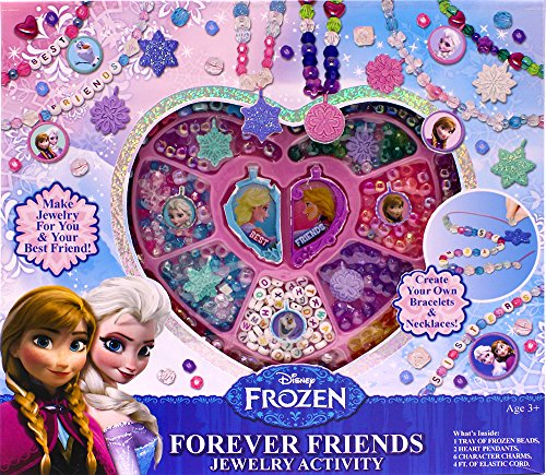 Tara Toy Frozen Forever Friends Jewelry Activity Playset - 1