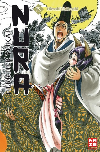 Nura - Herr der Yokai, Band 15