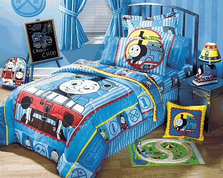 Thomas and Friends Full Size Bedding