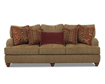 Klaussner WALKER Sofa, Toffee