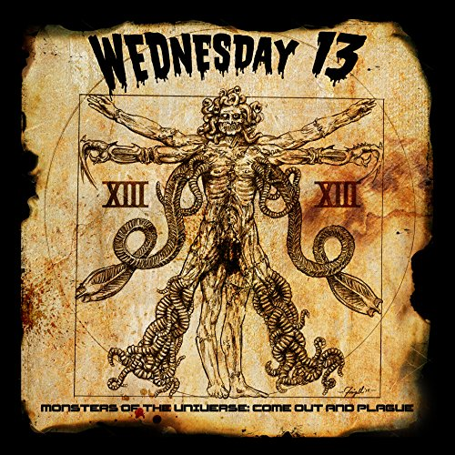 Wednesday 13-Monsters Of The Universe Come Out And Plague-CD-FLAC-2015-FORSAKEN Download