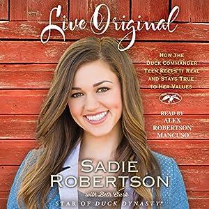 Live Original Audiobook