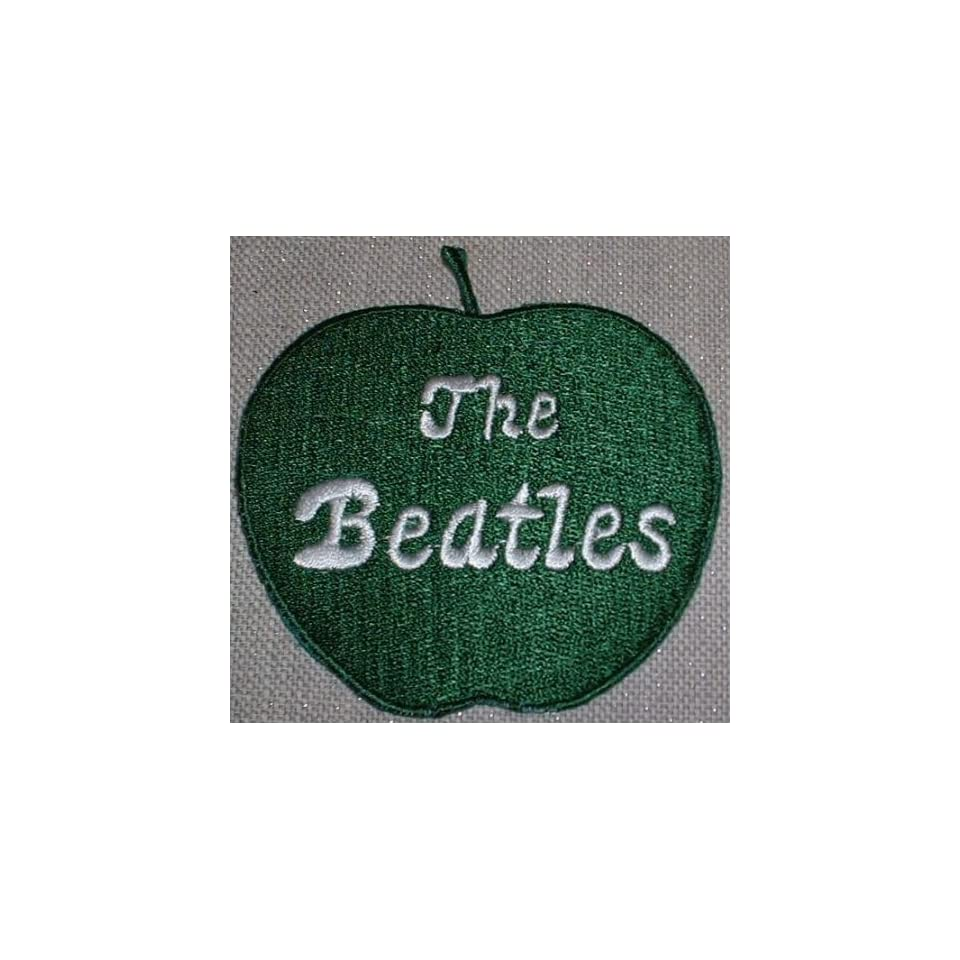 28d02994 The BEATLES Apple Logo Licensed Embroidered PATCH on PopScreen
