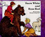 Snow White And Red Rose