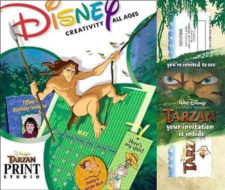 Tarzan Print Studio