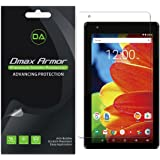 Dmax Armor [3-Pack] for RCA Voyager 7 inch Tablet 16GB Quad Core (RCT6873W42) Screen Protector, Anti-Bubble High Definition Clear Shield- Lifetime Replacements Warranty- Retail Packaging (Color: Clear)