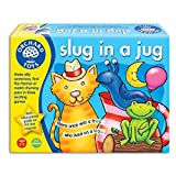 Orchard Toys Slug In A Jug, Multi Color