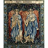 Angeli Laudantes, by Sir Edward Coley Burne-Jones (Print On Demand)