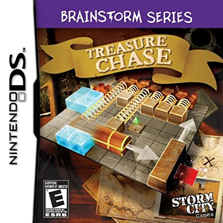 Treasure Chase-Brainstorm Series