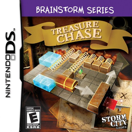 Treasure Chase - Nintendo DS - 1