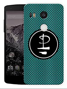 "Humor Gang Pink Floyd MinimalPrinted Designer Mobile Back Cover For ""Lg Google Nexus 5X"" (3D, Matte, Premium Quality Snap On Case)..."