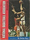1971-72 The Sporting News Official National Basketball Association Guide Lew Alcindor