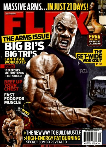 Flex [US] January 2011 (単号)