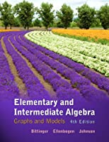 Elementary and Intermediate Algebra: Graphs and Models, 4th Edition ebook download