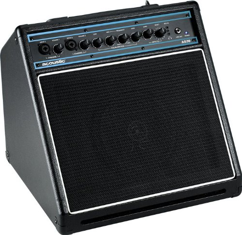 acoustic ag30 30w 1x8 acoustic guitar combo amp black great chance nhat14thang54. Black Bedroom Furniture Sets. Home Design Ideas