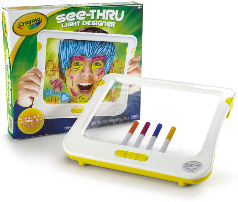 Crayola Light Box