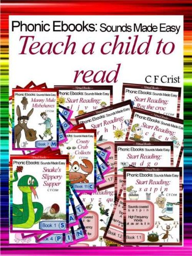 Teach A Child To Read (Phonic Ebooks: Sounds Made Easy (A Guide To Children's Reading)) (Phonics Made Easy compare prices)