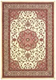 Modela Collection Traditional Oriental Medallion Are Rug Rugs (Beige, 7'9