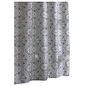 Ex Cell Carthe Fabric Shower Curtain 70 By 72