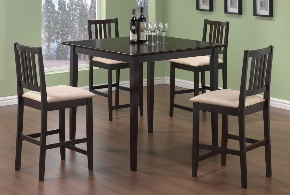 Pub Table And Chairs Set Home Decor And Furniture Deals