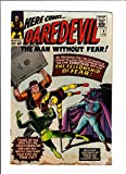 """DAREDEVIL #6 [1965 VG] """"THE FELLOWSHIP OF FEAR"""""""