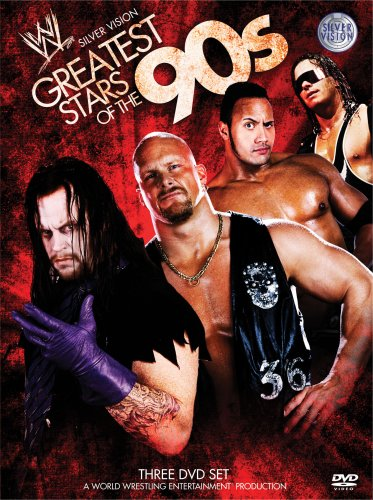 WWE - Greatest Stars Of The 90's [DVD] [2009]