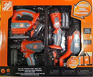 Home Depot Kitchen Cart Amazon.com: The Home Depot Deluxe Power Tool Set With ...