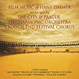 City of Prague Philharmonic Orchestra Film Music of Hans Zimmer